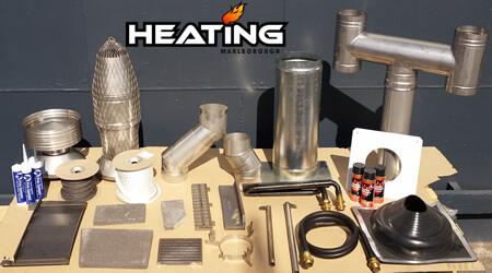 Parts Servicing Repairs At Heating Marlborough NZ