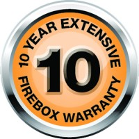 Masport 10 Year Extensive Firebox Warranty At Heating Marlborough NZ