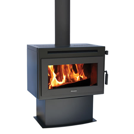 Masport Freestanding Convection Fireplace F3000 At Heating Marlborough NZ