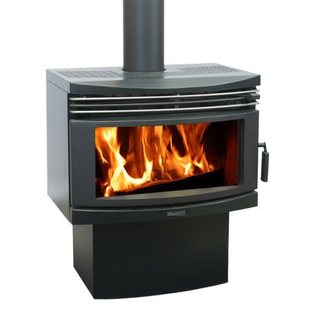 Masport Freestanding Convection Fireplace F3300C At Heating Marlborough NZ