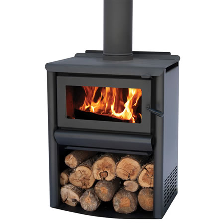 Masport Freestanding Wood Burner R1500 Woodstacker At Heating Marlborough NZ