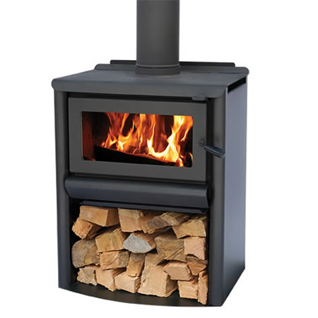Masport Freestanding Wood Burner R5000 Woodstacker At Heating Marlborough NZ