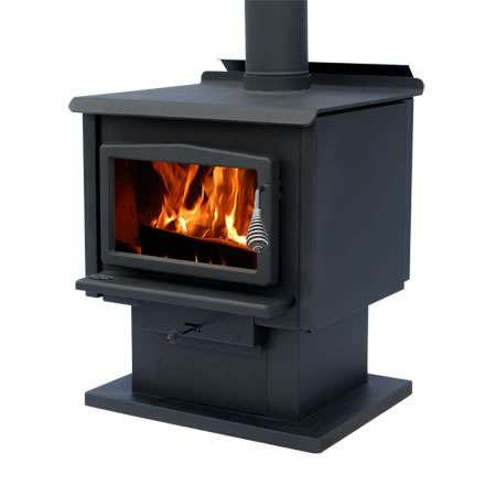 Masport Freestanding Wood Burner Osburn 1500 At Heating Marlborough NZ