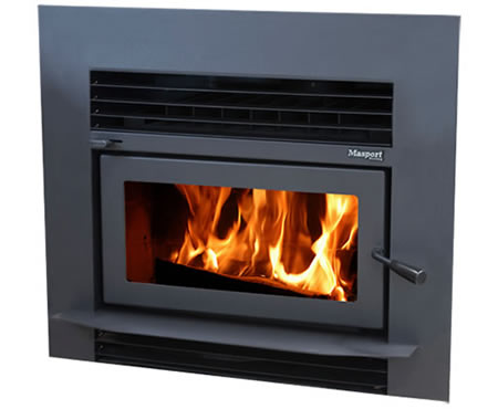 Masport Inbuilt Fireplace Bannockburn I2000 At Heating Marlborough NZ