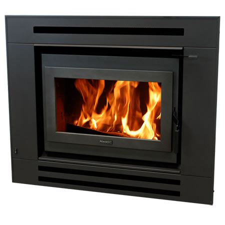 Masport Rural Multifuel Fireplace Inbuilt I9000 At Heating Marlborough NZ