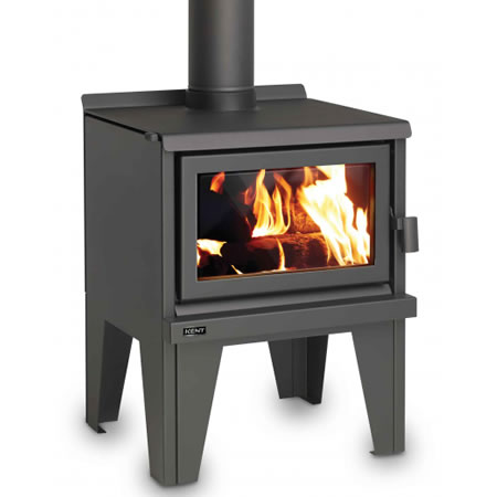Kent Freestanding Wood Fire Aspiring At Heating Marlborough NZ