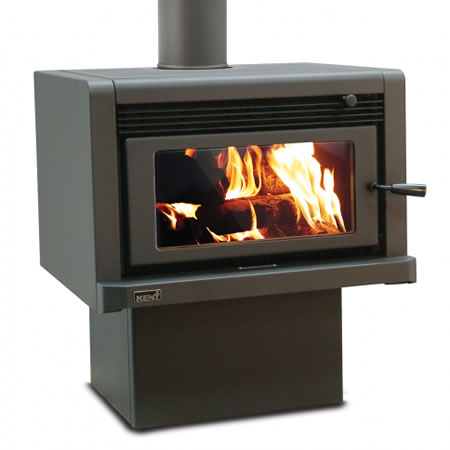 Kent Freestanding Wood Fire Quantum At Heating Marlborough NZ