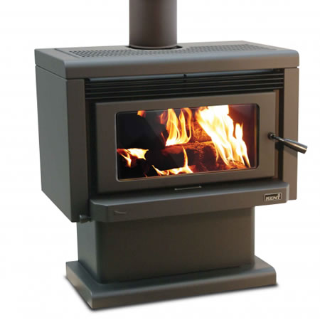 Kent Freestanding Wood Fire Signature At Heating Marlborough NZ