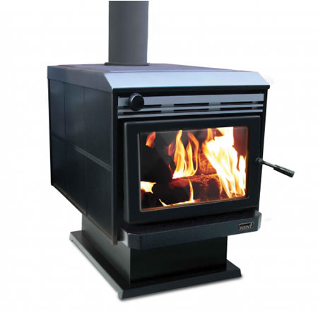Kent Freestanding Wood Fire Tilefire Max C/A II At Heating Marlborough NZ