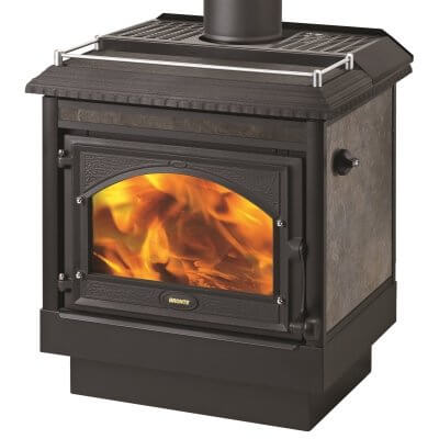 Firenzo Freestanding Fireplace  - Bronte Top Outlet AG or RU