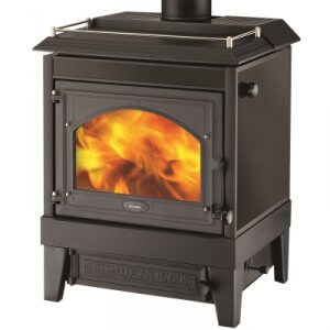 Firenzo Freestanding Fireplace - Coaster Multi Fuel