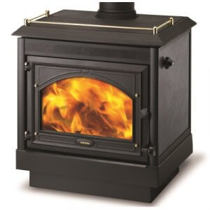 Firenzo Freestanding Fireplace - Contessa AG or RU