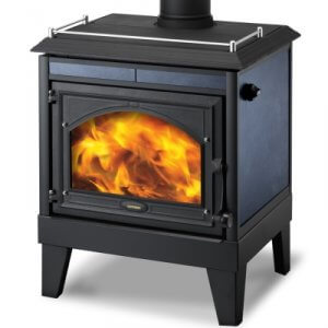 Firenzo Freestanding Fireplace - Contessa Urban