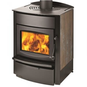 Firenzo Freestanding Fireplace - Encore Urban Wetback