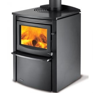 Firenzo Freestanding Fireplace - Royale AG or RU