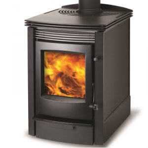 Firenzo Freestanding Fireplace - Viking AG or RU